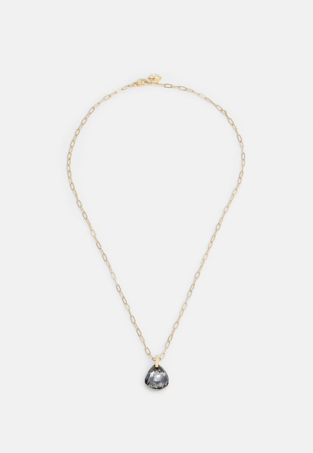 T BAR PENDANT CRY - Ketting - gold-coloured