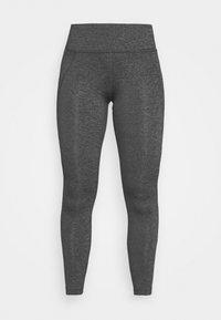 LUX - Leggings - dark grey heather