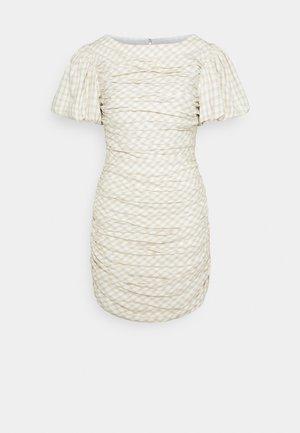 INNATE MINI DRESS - Cocktail dress / Party dress - oatmeal