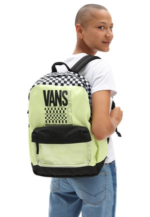WM SPORTY REALM PLUS BACKPACK - Rucksack - sunny lime