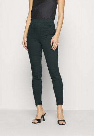 Jeggings - dark green