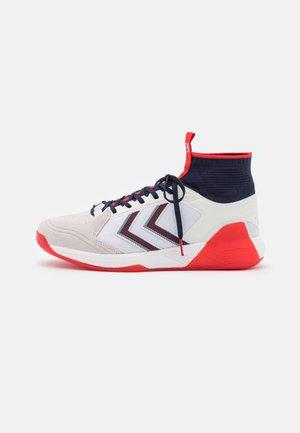 ALGIZ MID - Chaussures de handball - marshmallow