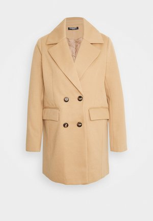 AIMEE - Short coat - camel
