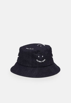 HAT BUCKET SMILE UNISEX - Czapka - navy