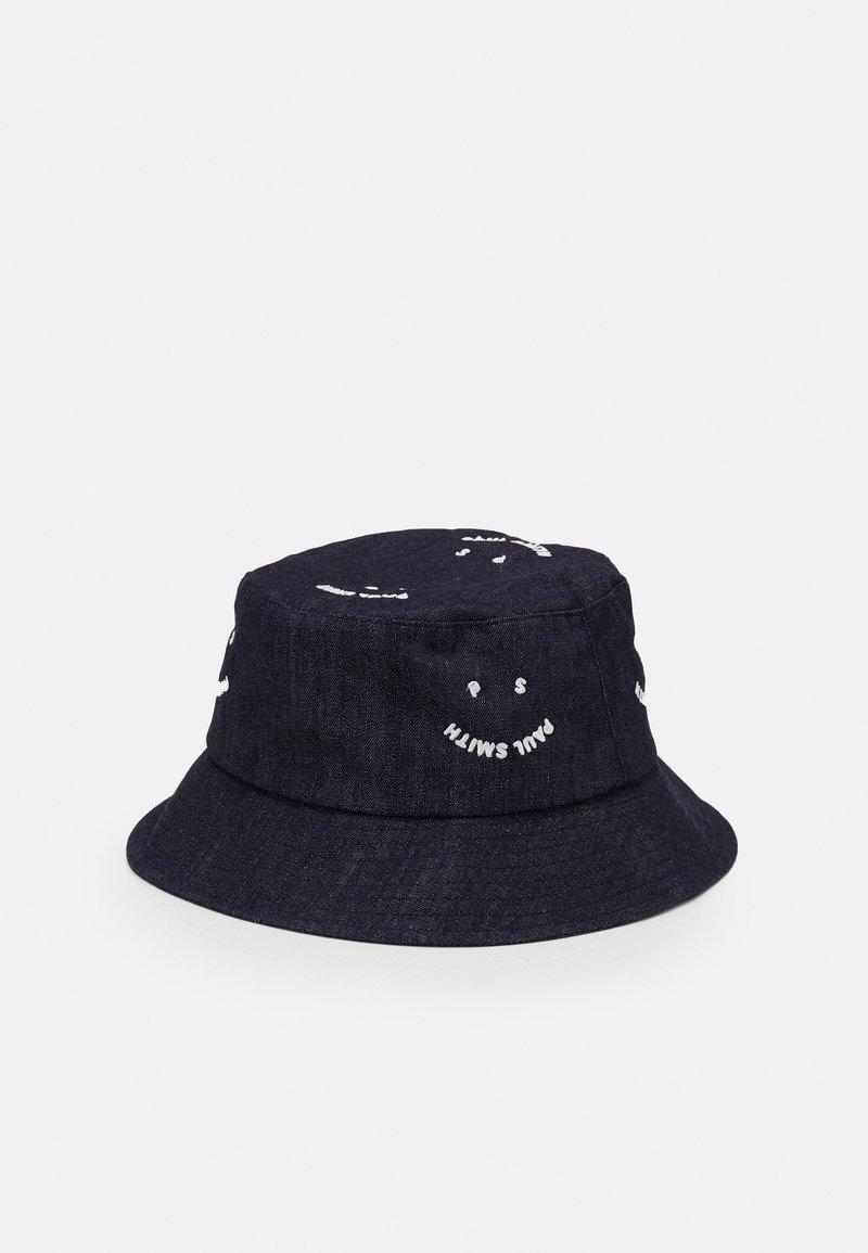 PS Paul Smith - HAT BUCKET SMILE UNISEX - Czapka - navy