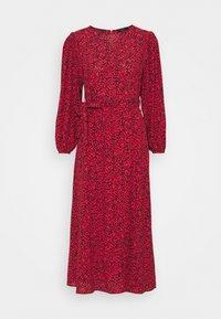 Mavi - Day dress - red - 4