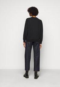 Belstaff - ENGLAND RAGLAN - Sweatshirt - black - 2
