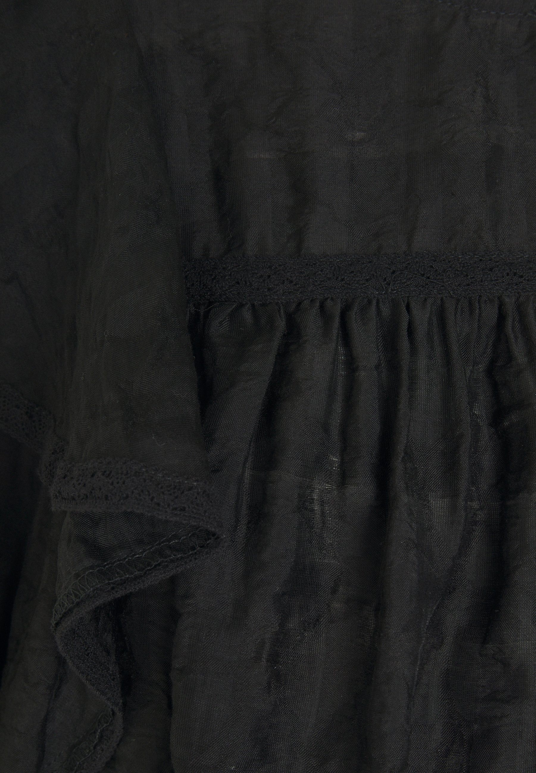 Object Petite Objeden - Blusa Black