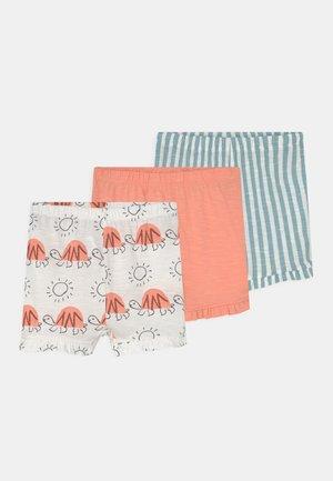 TORTOISE BABY 3 PACK - Shorts - ivory