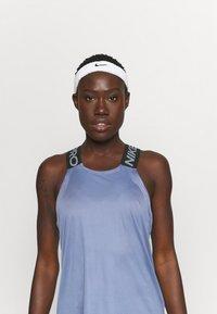 Nike Performance - DRY ELASTIKA TANK - Sports shirt - world indigo/black - 3