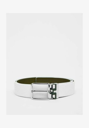 Belt - white/dark grey
