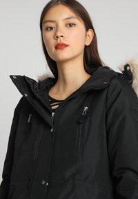 Vero Moda - VMTRACK EXPEDITION - Winter coat - black - 6