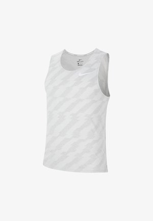 MILER FUTURE FAST - Funktionsshirt - particle grey/heather/white
