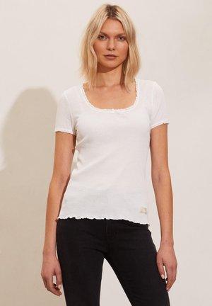 RIB - Blouse - white