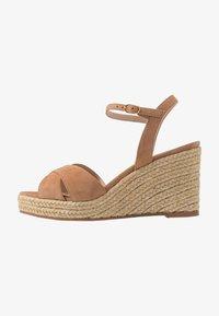 Stuart Weitzman - ROSEMARIE - High heeled sandals - tan - 1