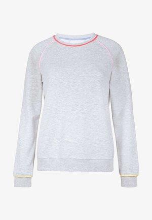 NADIA - Sweatshirt - grau meliert