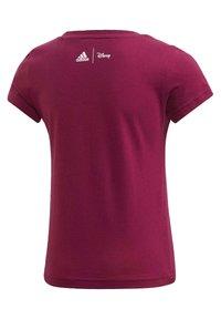 adidas Performance - DISNEY T-SHIRT - Camiseta estampada - purple - 1