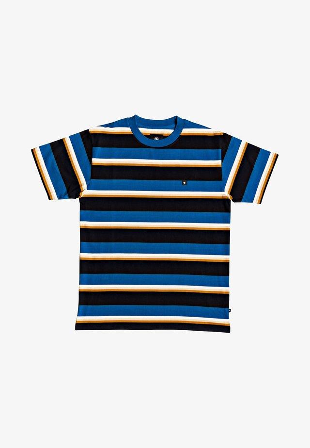 Camiseta básica - blue sapphire
