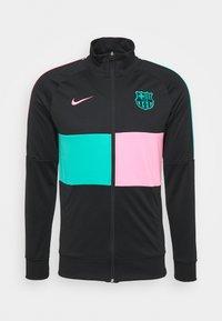 FC BARCELONA - Pelipaita - black/pink beam/new green/pink beam