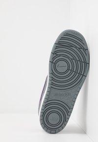 Nike Sportswear - COURT BOROUGH 2 - Sneakers basse - smoke grey/purple/watermelon/white - 5