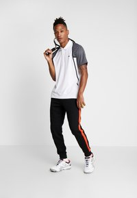 Lacoste Sport - DH4776  - Sports shirt - white/black - 1