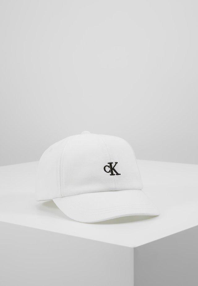 MONOGRAM BASEBALL - Cap - white