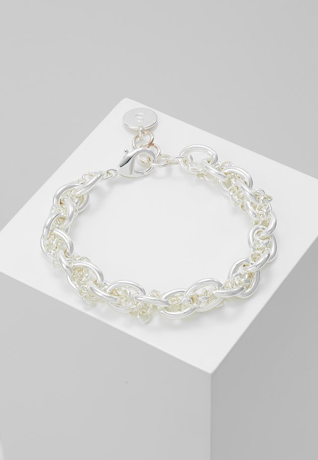 SPIKE - Bracelet - silver-coloured
