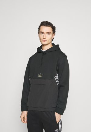 HOODY - Sweatshirt - black