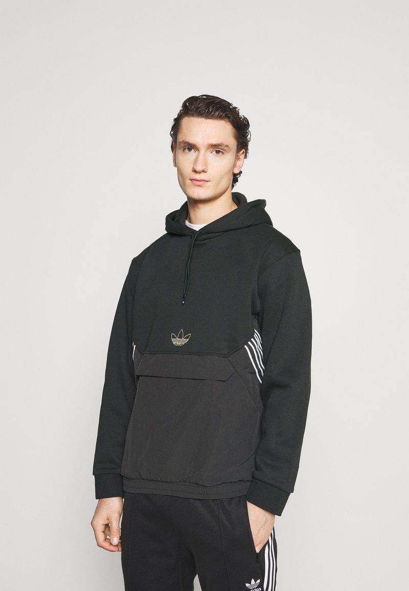 adidas Originals - HOODY - Sweatshirt - black