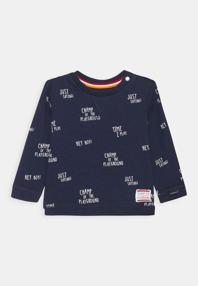 BIRKENHEAD - Camiseta de manga larga - peacoat