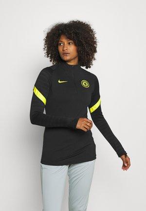 CHELSEA LONDON  - Club wear - black/opti yellow