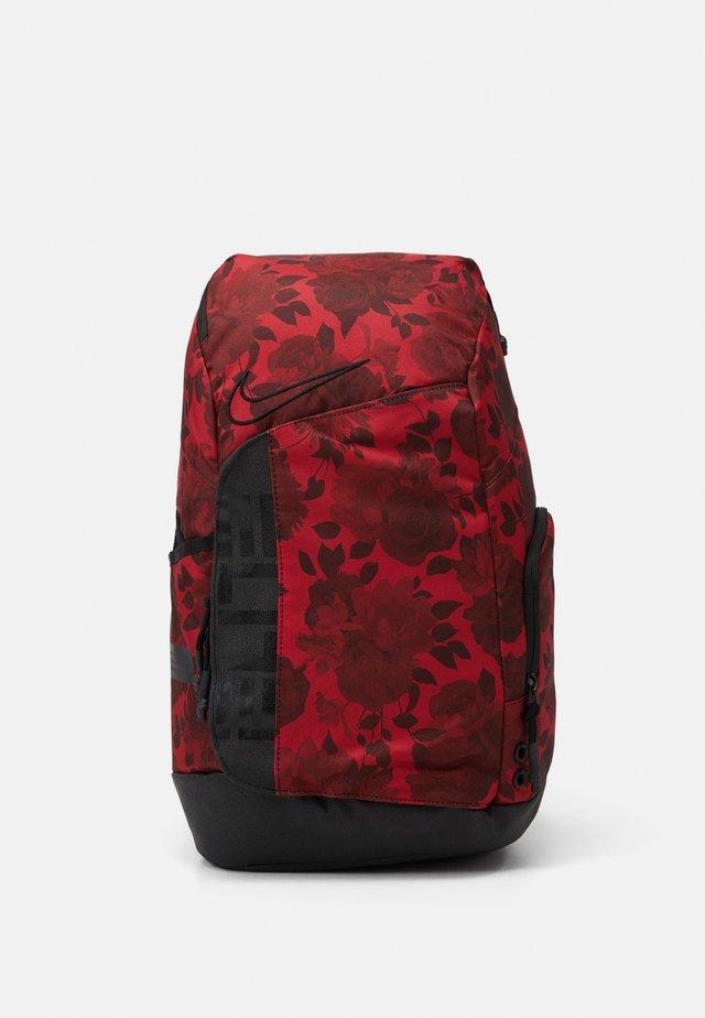 HOOPS ELITE PRO BACK PACK - Reppu - university red