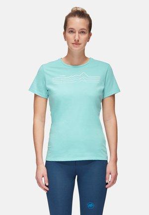 Print T-shirt - dark frosty prt3