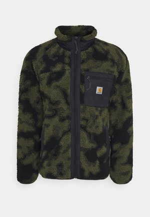 PRENTIS LINER - Winter jacket - blur green
