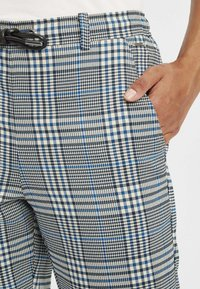 Oxmo - Trousers - insignia blue - 3