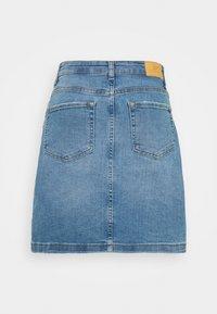 JDY - JDYTYSON LIFE  - Denim skirt - light blue - 6
