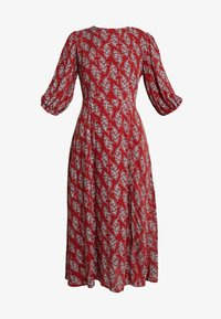 Louche - RILEY PAISLEY - Maxi dress - red - 5