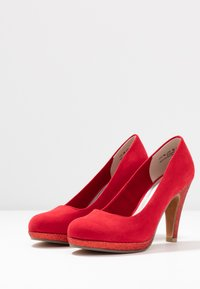 Marco Tozzi - High heels - red - 4