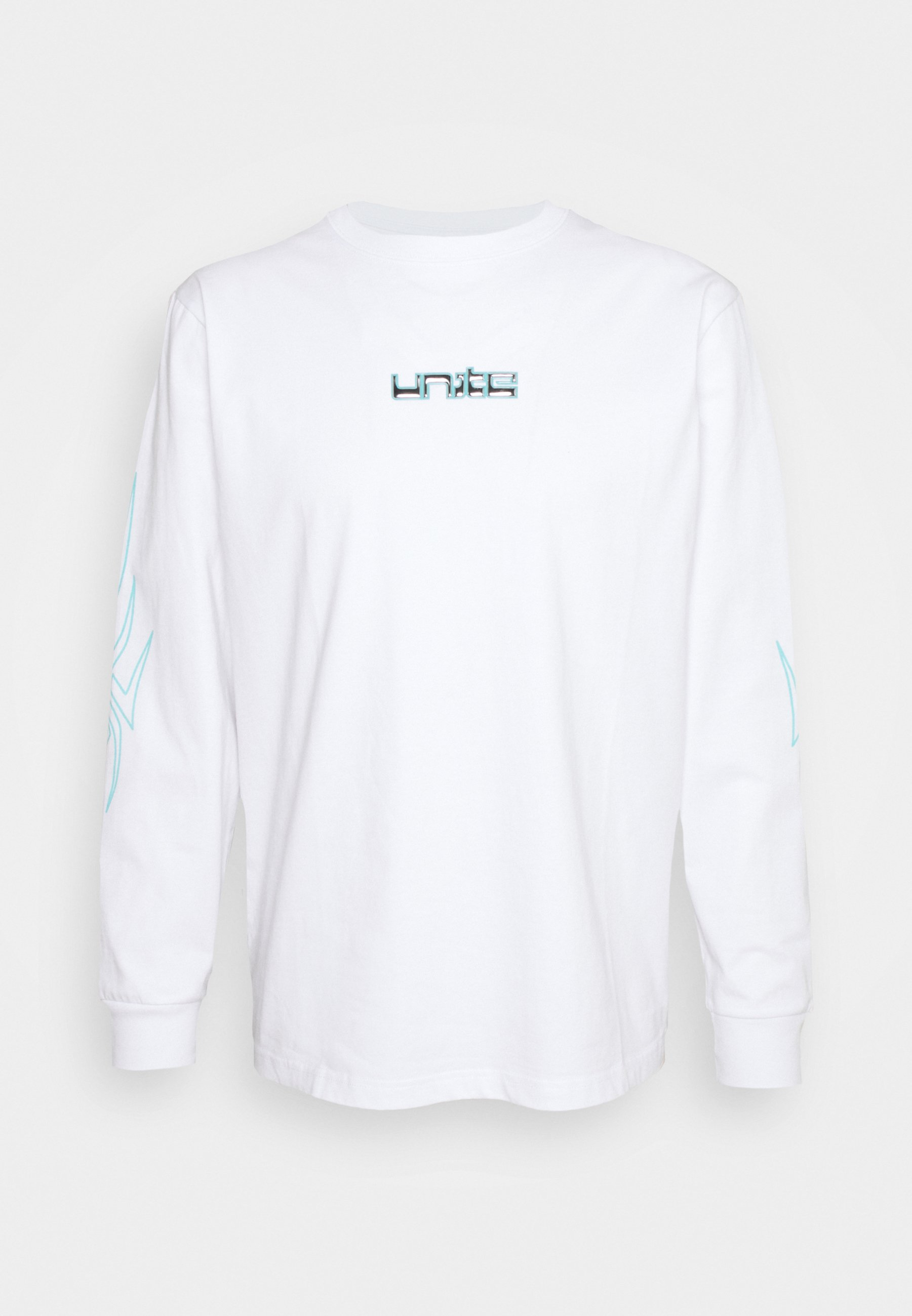 Men HACK PRINTED LONGSLEEVE UNISEX  - Print T-shirt
