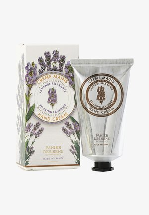 HANDCREME ENTSPANNENDER LAVENDEL 75 ML - Hand cream - -