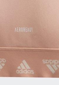 adidas Performance - Zip-up sweatshirt - pink - 4