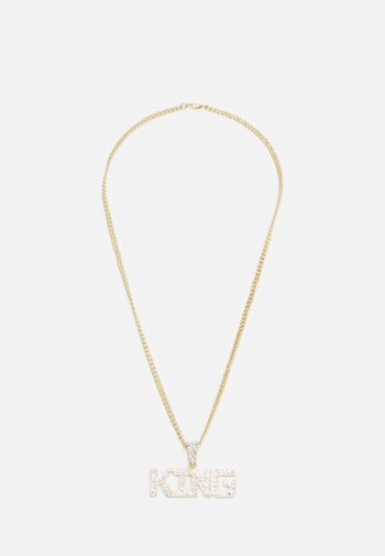 KING NECKLACE - Necklace - gold-coloured