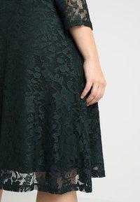 Anna Field Curvy - Robe de soirée - scarab - 4