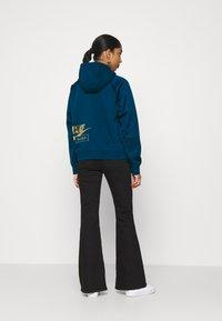 Nike Sportswear - Zip-up hoodie - valerian blue/deep ocean - 2