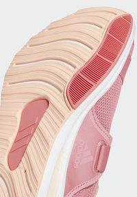 adidas Performance - FORTARUN X CLOUDFOAM RUNNING - Sports shoes - pink - 7