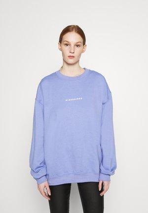 GRAPHIC - Sweatshirt - violet