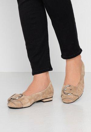 MALU - Ballet pumps - leone/silver