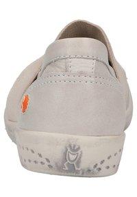 Softinos - Nazouvací boty - light grey - 2