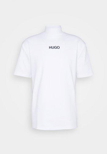 DAKAYO - Print T-shirt - white