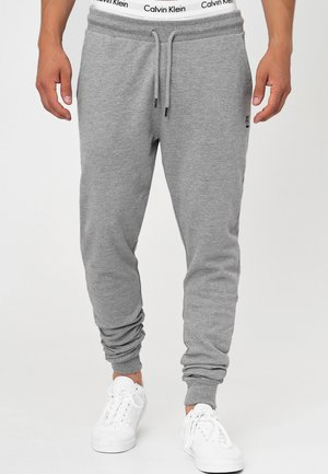 Tracksuit bottoms - grey mix